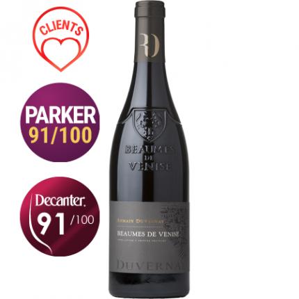 Червено вино | BEAUMES DE VENISE - ROMAIN DUVERNAY