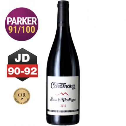 Червено вино | CARAMANY - SOUS LA MONTAGNE - JEFF CARREL