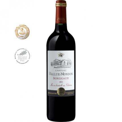 Червено вино | CHATEAU BALLUE-MONDON 2016