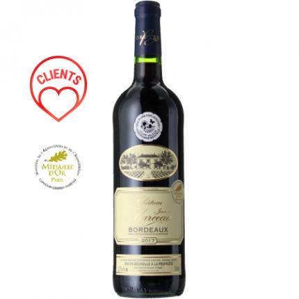 Червено вино | CHATEAU JEAN DE MARCEAU 2017