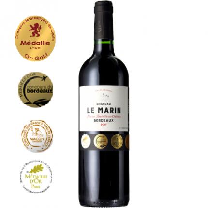 Червено вино | CHATEAU LE MARIN 2017