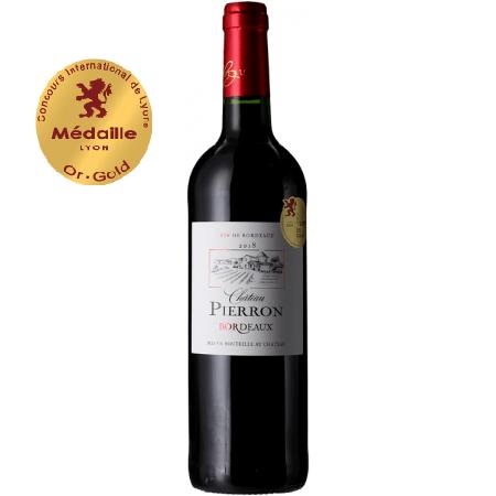Червено вино | CHATEAU PIERRON 2018