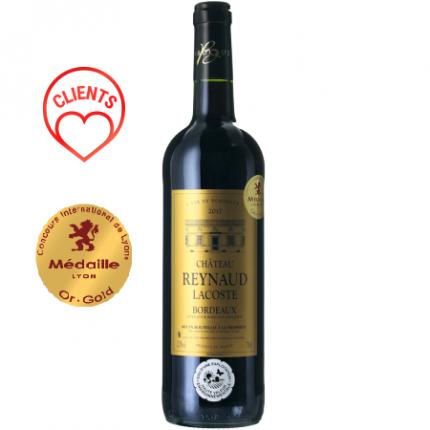 Червено вино | CHATEAU REYNAUD LACOSTE 2017