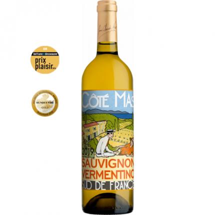 Бяло вино   COTE MAS BLANC - DOMAINES PAUL MAS