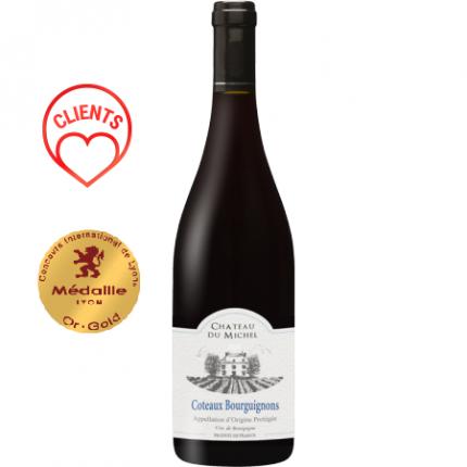 Червено вино | COTEAUX BOURGUIGNONS - CHÂTEAU DU MICHEL