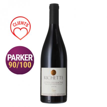 Червено вино | COTES DU RHONE - RICHETTE 2016 - PATRICK LESEC