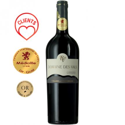 Червено вино | DOMAINE DES VALS PREMIUM 2017 - CELLIER DES DEMOISELLES