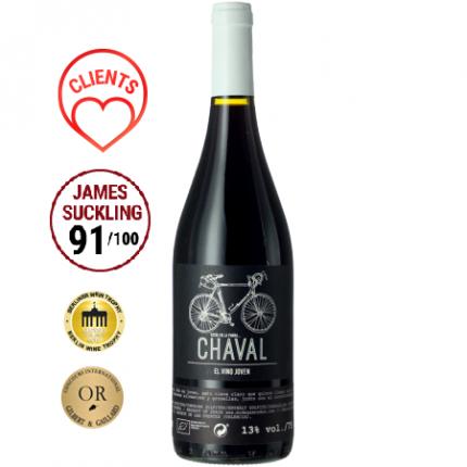 Червено вино | EL CHAVAL - BODEGAS NODUS