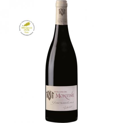 Червено вино | GOURMANDISES 2019 - DOMAINE DE MONTINE