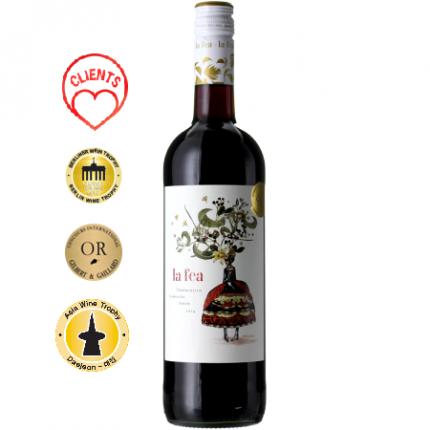 Червено вино | LA FEA 2018