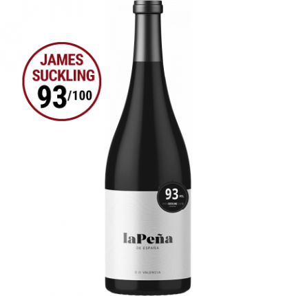 Червено вино | LA PENA 2018 - BODEGAS EL ANGOSTO