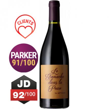 Червено вино | LE GRENACHE DANS LA PEAU 2016 - BY JEFF CARREL