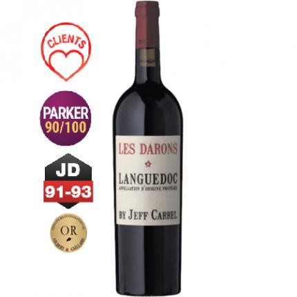 Червено вино | LES DARONS 2017 - BY JEFF CARREL