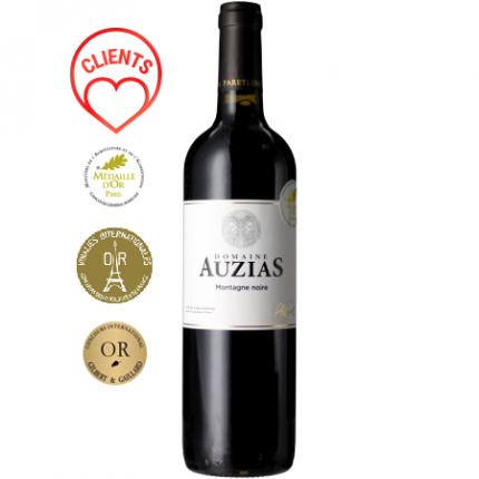Червено вино | MONTAGNE NOIRE 2017 - CHATEAU AUZIAS
