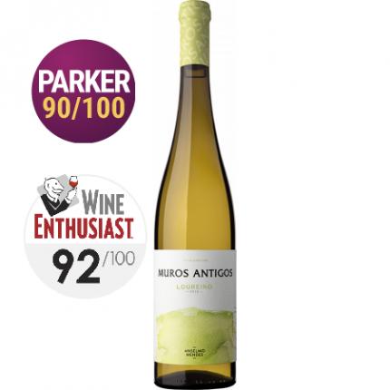 Бяло вино   MUROS ANTIGOS LOUREIRO 2019 - ANSELMO MENDES