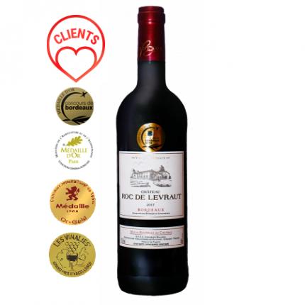 Червено вино | ROC DE LEVRAUT 2017
