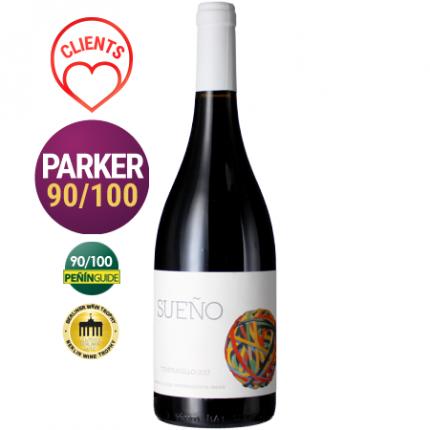 Червено вино   SUENO 2013 - BODEGA LA MAGDALENA