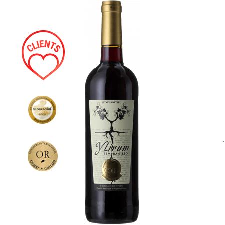 Червено вино | YLIRUM 2018 - VEGA DEMARA