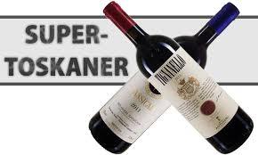 Супертосканер вина | Supertoskaner