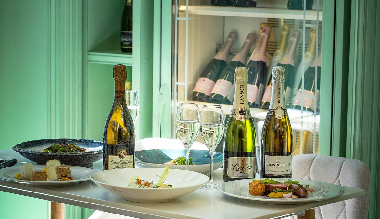 пампанско и пенливи вина