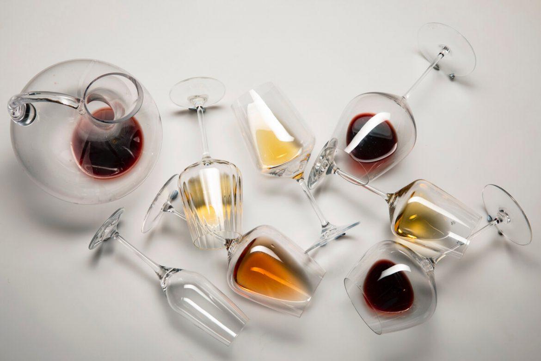видове чаши за вино