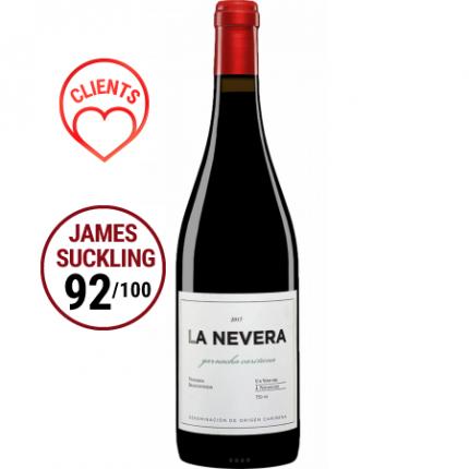 Червено вино | LA NEVERA - J. NAVASCUES ENOLOGIA