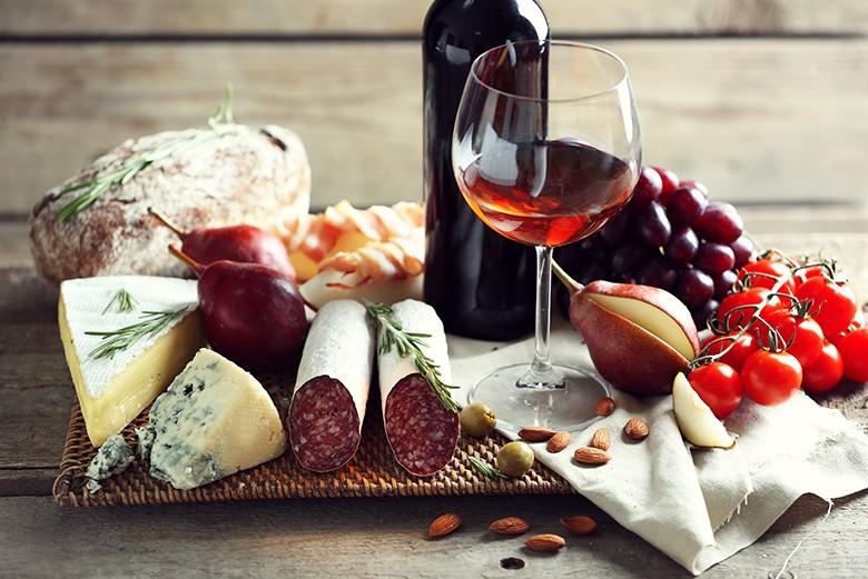 Вино и храна основни правила за съчетаване